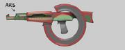 HASR weapon concept