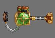Steamshot concept