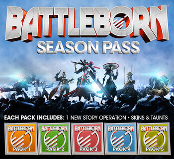 2K Battleborn SeasonPass2