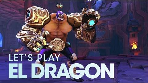 Battleborn El Dragón Let's Play