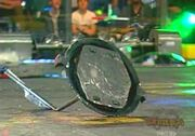Ziggo overturned in 4.0 rumble