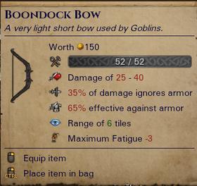 Boondock Bow