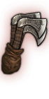Unique throwing axes 3 icon