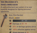 Unique Axe