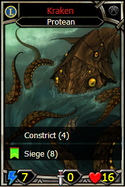 Card kraken
