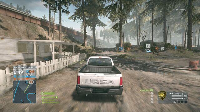 File:Pickup Truck Rear.jpg
