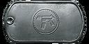 BF4 Rifle Expert Dog Tag
