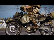 Dirt Bike Premium Trailer 1