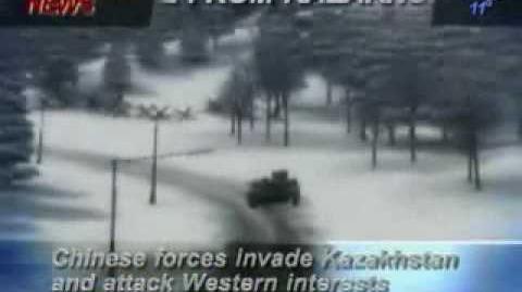 Battlefield 2 Modern Combat - Central Asian Crisis