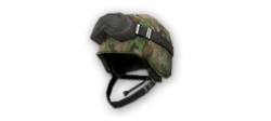 Woodland Vehicle Ops Helmet
