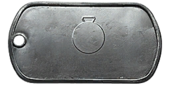 BF4 M15 AT Mine Master Dog Tag