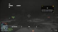 Battlefield 4 MAV First-Person View Screenshot