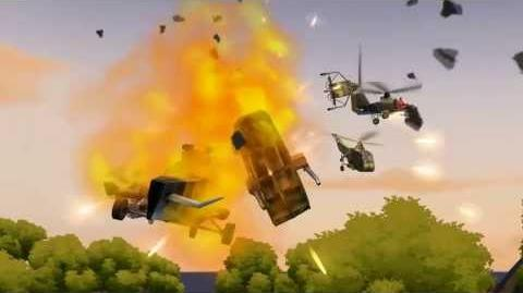 Battlefield Heroes: Helicopters Trailer