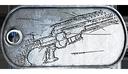 JNG-90 Mastery Dog Tag
