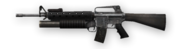 BF2 M16A2 M203