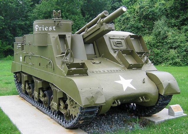 File:800px-M7 Priest at APG.jpg