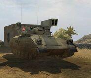 M6 Linebacker Desert