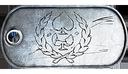 Squad Deathmatch Medal Dog Tag