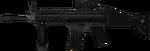 BF2 SCAR-L SideRender