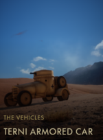Terni Armored Car Codex Entry