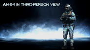 BF3 AN-94 Third Person