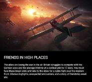 Friends in High Places Description
