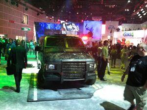 E3 Van