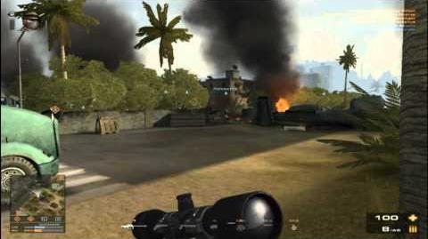 Battlefield Play4Free M95 Commentary