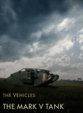 The Mark V Tank Codex Entry