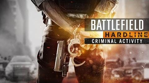 Battlefield Hardline: Criminal Activity Official Reveal Trailer