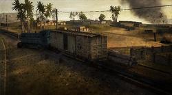 Battlefield P4F Oman Screen