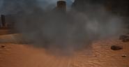 Smoke Grenade in action