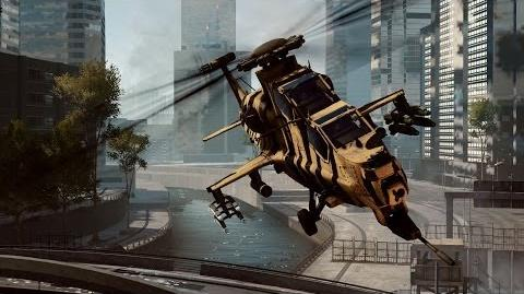 Only In Battlefield 4 Helicopter Fly-By