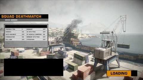 Bad Company 2 Arica Harbor Isla Inocentes Loading Theme