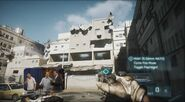 Knife BF3 PS3