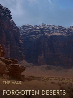 Forgotten Deserts Codex Entry