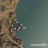 BF2 Sharqi Peninsula 32 Players Map Alpha Screenshot