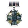 BF3 2nd MVP Medal
