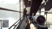 BF4 RGF Soldier from behind