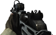 BFBC2 M14 EBR Red Dot Sight