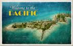 Pacific Campaign Postcard