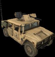 BF2 HMMWV Model 1