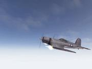 BF1942 CORSAIR FIRING