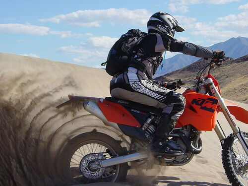 Dirt Bike IRL
