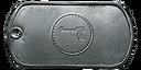 BF4 Handgun Expert Dog Tag