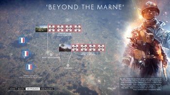 BF1 Operations Beyond the Marne Map
