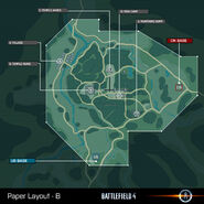 Community Map Layout B