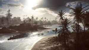 Battlefield 4 Paracel Storm Screenshot 2