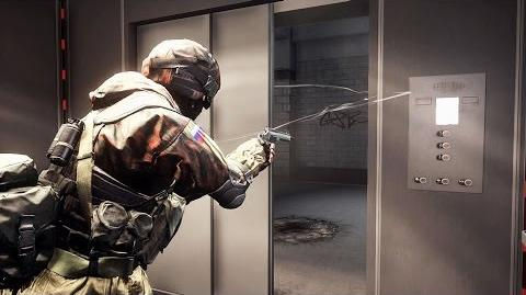 "Only In Battlefield 4: ""How to Blow Up an Elevator"" Trailer"