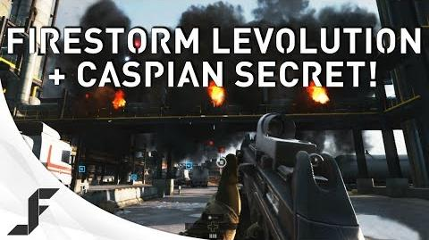 Firestorm Levolution + Caspian Border secret! Battlefield 4 XBOX ONE